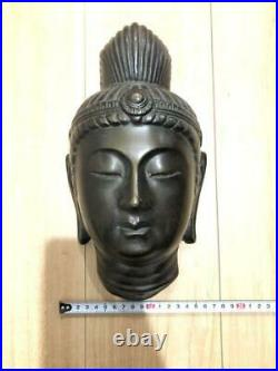 Big Buddha Bronze Statue Made Of Mask Iron
