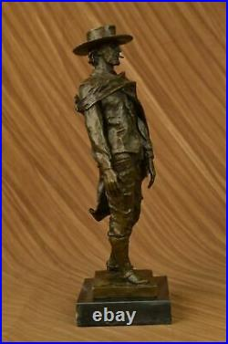 Bronze Sculpture Hand Made Hot Cast Museum Quality Eastwood Movie Prop Statue