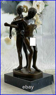 Bronze Sculpture, Hand Made Statue Gay Art Collector Edition Nude Male Men Art