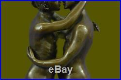 Bronze Sculpture, Hand Made Statue Gay Art Collector Edition Nude Male Men Decor