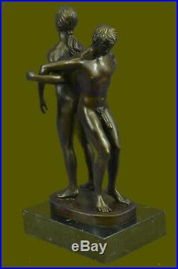 Bronze Sculpture, Hand Made Statue Gay Art Collector Edition Nude Male Men Gay