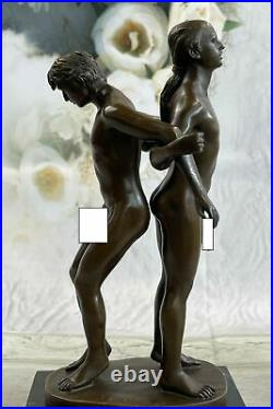 Bronze Sculpture, Hand Made Statue Gay Art Collector Edition Nude Male Men Statu