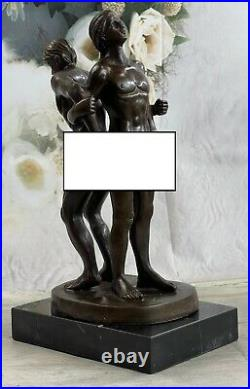 Bronze Sculpture, Hand Made Statue Gay Gift Collector Edition Nude Male Men Gay