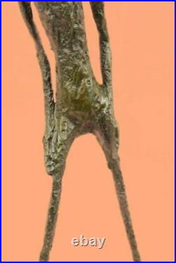 Bronze Sculpture Hand Made by Gia Museum Quality Classic Masterpiece Statue Art