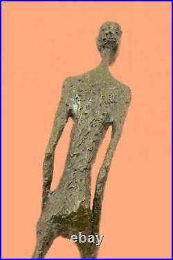 Bronze Sculpture Hand Made by Gia Museum Quality Classic Masterpiece Statue Deal