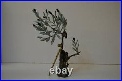 Bronze statue, Olive Tree, Hand made new sculpture