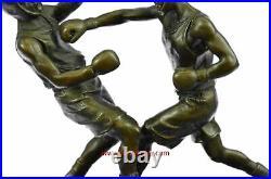 Classic Pose Figural Statue Bronze Made in Europe Sculpture Art Deco Sport Sale