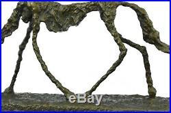 Fine arts, Mid Century Abstract, sculpture, Cane, (dog), European Made Statu
