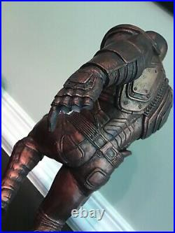 Gears Of War 3 Thrashball Cole Bronze only 100 made SDCC Rare! Statue