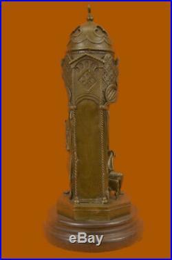 Hand Made Harem By Franz Bergman Hot Cas Statue Figurine Bronze Sculpture Statue