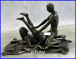 Hand Made Museum Quality Sexy Art Work By Mavchi by Lost Wax Method Statue DEAL