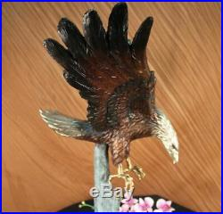 Hand Made large bronze sculpture, finest European casting Hot Cast Statue Decor