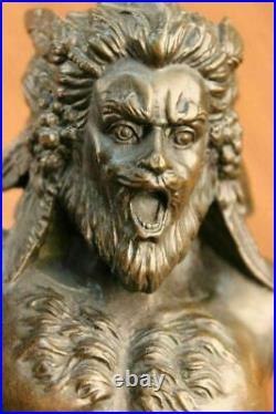 Male Centaur Mythological Creature bronze sculpture statue Hand Made Decor Art