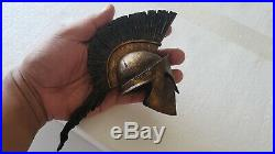 RARE Leonidas Faux Bronze ARH Statue limited edition #25 of 50 made