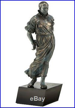 St. Ignatius Statue 15 Bonded Bronze Jesuit Catholic Saint Figurine Made in USA