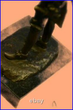 Statue of Thomas Jefferson in the Jefferson Memorial Made by Lost Wax Figurine